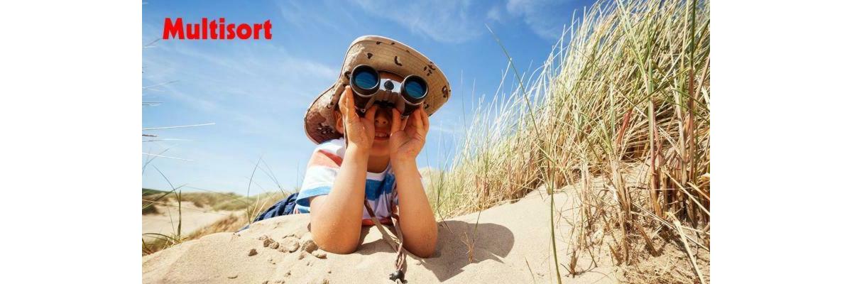 Jaka lornetka dla dzieci - czym się kierować