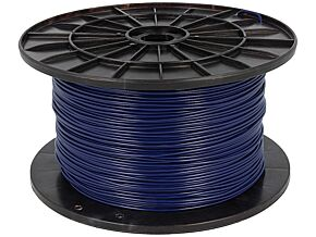 Filament PLA 1,75mm granatowy 1kg 195°C ±0,05mm