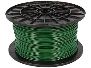 Filament PLA 1,75mm zielony 1kg 195°C ±0,05mm