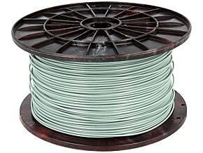 Filament PLA 1,75mm szary 1kg 195°C ±0,05mm
