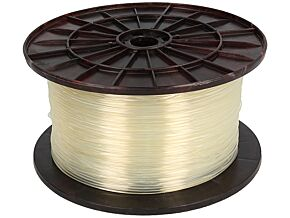 Filament PLA 1,75mm naturalny 1kg 195°C ±0,05mm